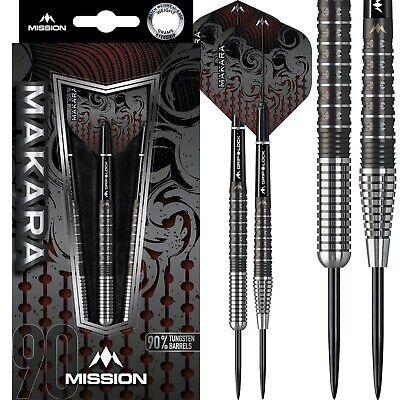 Harrows Oblivion Black Darts Set 21g 22g 23g 24g 25g 26g grams 90/% Tungsten