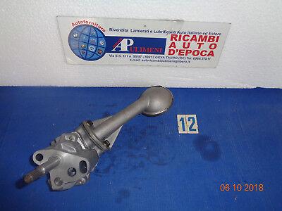 FIAT 124-125-132 ORIGINALE 4186690 4198758 124B000 POMPA OLIO OIL PUMP