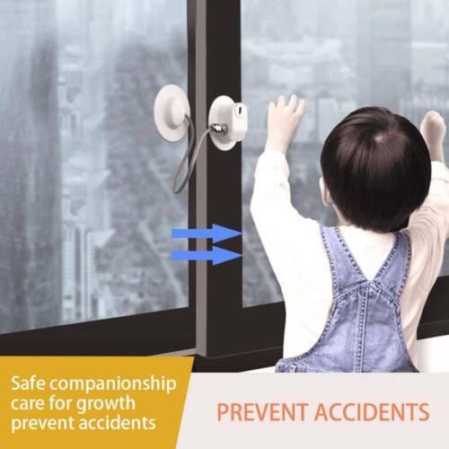 Kindersicherung Fenster Kühlschrank Sicherheitsschloss für Schubladentür Schutz