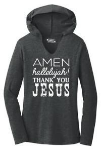 Ladies-Amen-Hallelujah-Thank-you-Jesus-Hoodie-Shirt-Religious-Christian-Shirt