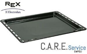 Leccarda-Emaillee-Moule-a-Gateau-Four-Rex-Electrolux-422x370x-23-20-mm-Original