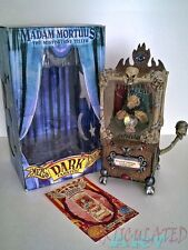 Madam Mortuus Misfortune Teller Mezco presents Dark Carnival Oddities fortune