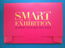 SM ART SMART Exhibition Photobook Notebook - SNSD EXO Shinee- VIP bag No.1,2,3,4