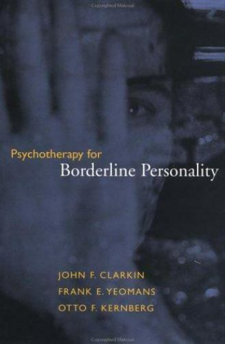 Psychotherapy for Borderline Personality-ExLibrary
