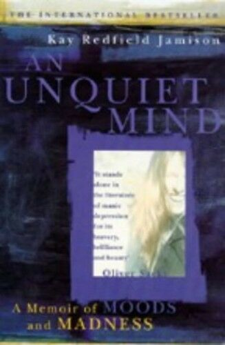 1 of 1 - An Unquiet Mind by Jamison, Kay Redfield 0330346512 The Cheap Fast Free Post