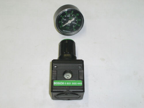 BOSCH 0821-302-440 PRESSURE REGULATOR