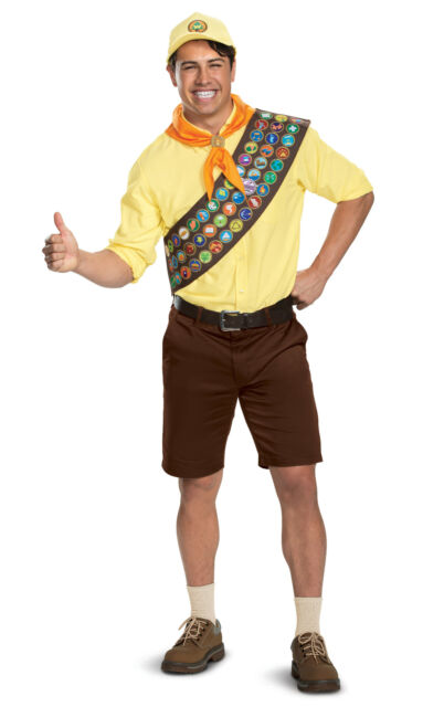 Russell Costume Accessory Kit Adult Mens NEW One Size Up