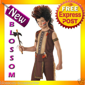 image is loading ck89 indian warrior native american boys child halloween - Halloween Native American