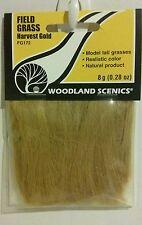 Woodland scenics Field grass. Harvest gold FG 172