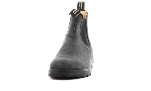 À Cuir Bottes Bottines 45 Blundstone En 37 Chaussures Élastiques Bottes 587 De Noir l1JFcTK