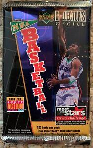 Unopened-Upper-Deck-1996-97-NBA-Basketball-Cards