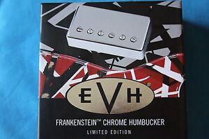 c4d7906b141 Image is loading Eddie-Van-Halen-Chrome-Frankenstein-Humbucker-Pickup-Free-