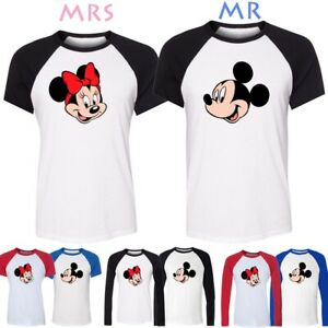 616acfb4b Image is loading Disney-Mickey-Minnie-Mouse-Design-Couples-T-Shirts-