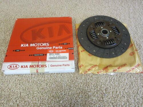 1997 2001 KIA SPORTAGE NEW OEM 2.0 TRANSMISSION CLUTCH DISC 0K016-16460C #68-4N