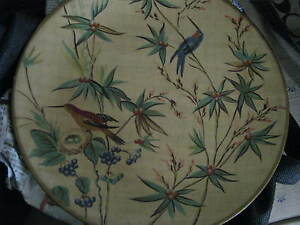 Image is loading Collectible-Vintage-Raymond-Waites-Decorative-Plate & Collectible Vintage Raymond Waites Decorative Plate | eBay