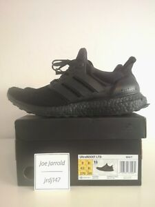 807043e4d64 adidas - Ultra BOOST 1.0 - Triple Black (UK8.5   US9)  BB4677