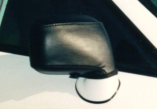 Colgan Car Mirror Covers Bra Protector Black Fits 2001-2005 Toyota MR2