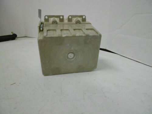 1 Utility Switch Box 2 Gang Allied Moulded 28 cubic inch Part # 9312-EWK NEW