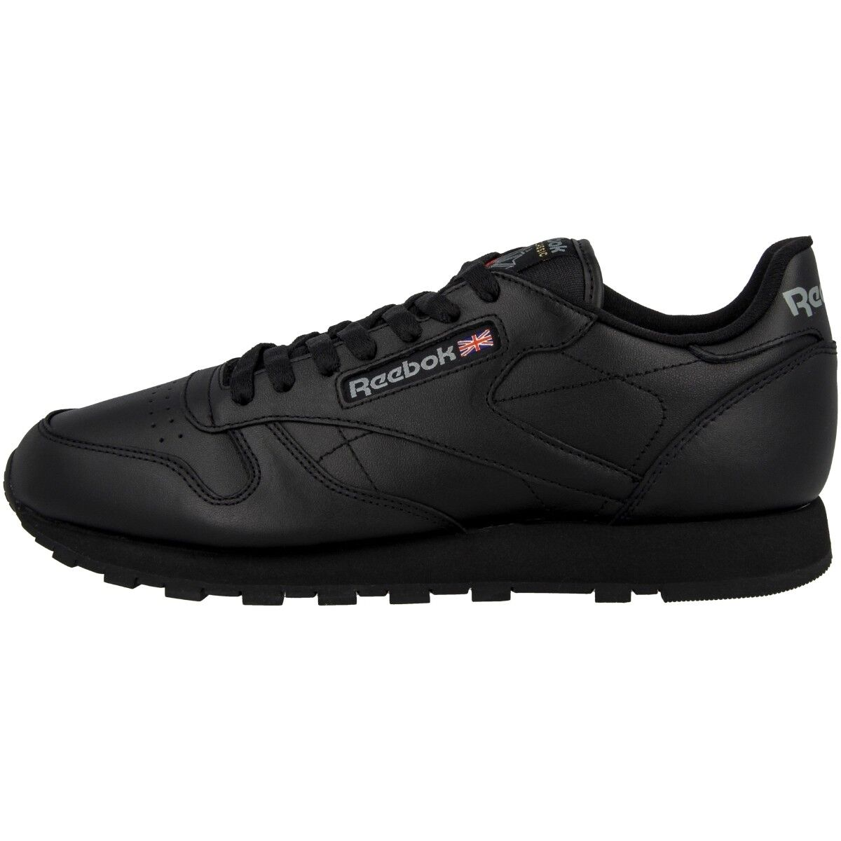 Reebok Classic Cuir Hommes Chaussures Chaussures Chaussures Basket Noir 2267 Sports et Loisirs 227bbe
