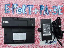 Genuine Dell E-Port PR03X with Dell Family PA-3E 90 W.