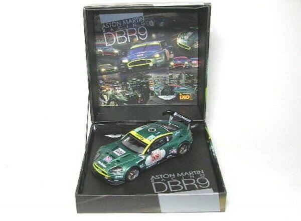 Aston Martin DBR9 No.009 No.009 No.009 LeMans 2006 ( P. Lamy - S. Ortelli - S. Sarrazin) 1 43 5d0338