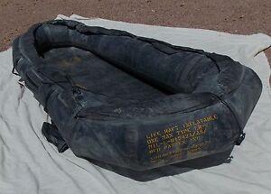Details about RARE! USN USMC A-4 Skyhawk Pilot's One Man Life Raft LR-1,  Bu  No  153516,WORKS