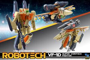 Macross Robotech RICK VF-1J Veritech avec Super Armor 1//100 transformable-Neuf