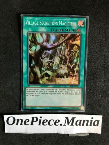 Village Secret Des Magiciens OP08-FR011 Yu-Gi-Oh