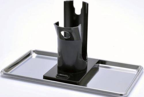 Airbrush stand with tray GSI Creos Mr Hobby accessories PS229 from USA warehouse
