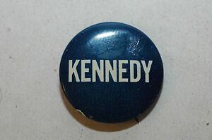 034-Kennedy-034-1960-Politico-Campaign-Pin-Back-Pin-1-15-034-Diametro