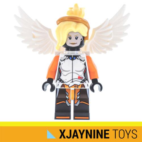 Mini figure GENUINE LEGO Overwatch Mercy Minifig NEW