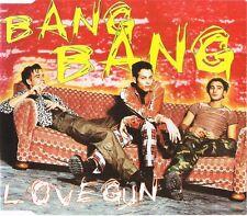 Bang Bang Maxi CD Lovegun - Europe (M/M)