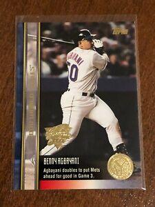 2000-World-Series-Topps-Baseball-Base-Card-90-Benny-Agbayani-New-York-Mets