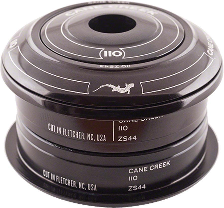 Cane Creek 110 ZS44 28.6 ZS44 30 Cubierta Headset Negro Corto