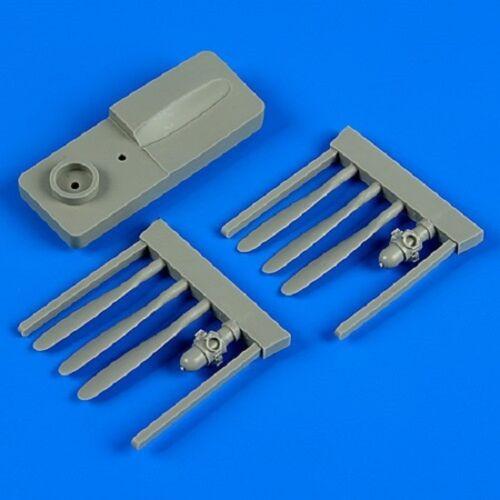 QUICKBOOST 1//72 C47 Propeller w//Jig Tool for ARX QUB72458
