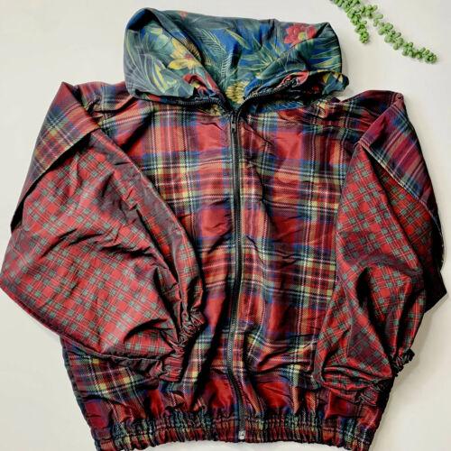 Kaos Jacket By Andy Johns 80s Windbreaker Rare Vin