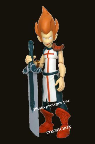 IOP KROSMOZ Yopuka action figure of WAKFU DOFUS by ANKAMA krosmaster Percidal