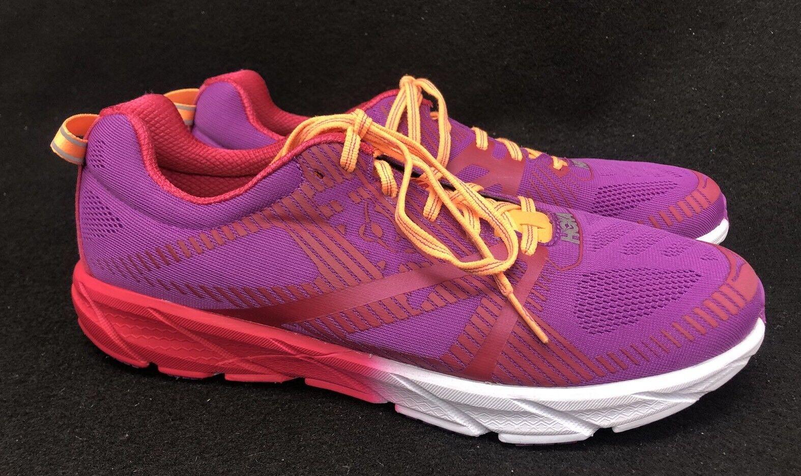 Hoka One One Tracer 2 Purple Cactus   Virtual Pink 1016787 Tennis Running shoes