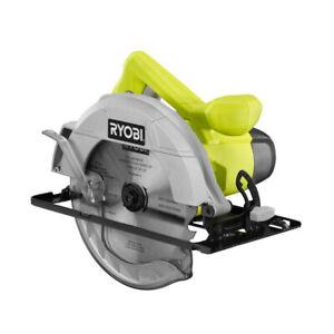 Ryobi-13-Amp-7-1-4-034-Circular-Saw-Green-CSB125-Reconditioned