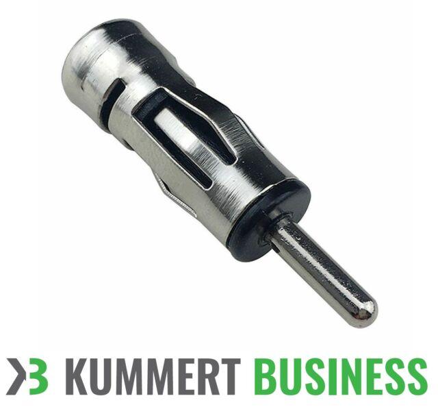 Autoradio Antennen Adapter Radio KFZ Adapter Stecker Buchse ISO DIN VW AUDI FORD