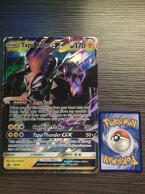Tapu Koko 154//SM-P Champions League PROMO MINT Pokemon Card Japanese