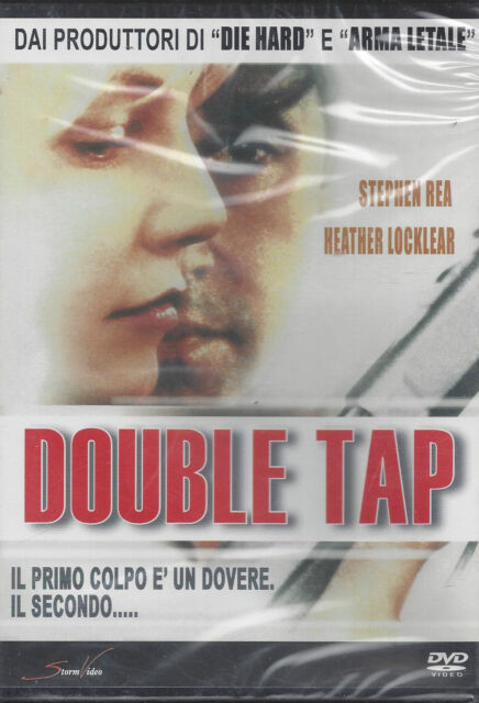 Dvd **DOUBLE TAP** nuovo 1997