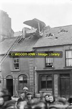 rp12824 - Aeroplane on roof Barrack St , Waterford , Ireland - photo 6x4