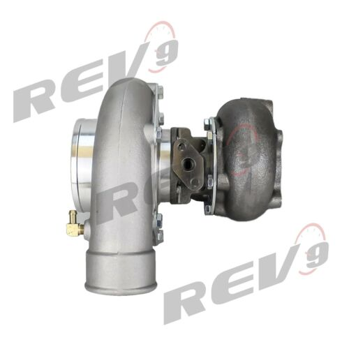 NEW REV9 TX-60-62 TURBO TURBO CHARGER .63AR T3 FLANGE 5 BOLT EXHAUST 600HP+