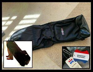 American Tourister wheeled golf bag travel case