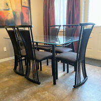 Dining Table 8 Chairs Kijiji In Edmonton Buy Sell Save With Canada S 1 Local Classifieds