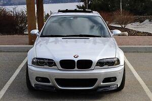2002 BMW M3 low kms