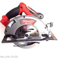 "New Milwaukee 2731-20 M18 7 1/4"" Cordless Battery Circular Saw 18V 18 Volt"