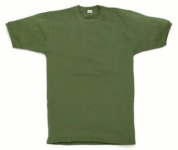 Original Bundeswehr Unterhemd T-Shirt Shirt kurzarm oliv neu
