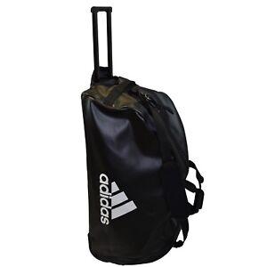ADIDAS Tasche Martial Arts schwarz-weiß  , 80x40x37cm, Training, Sport, Freizeit